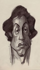 Sylvesrer Stallone ( pencil on paper 35.5 x 23 cm - year: 2003 )